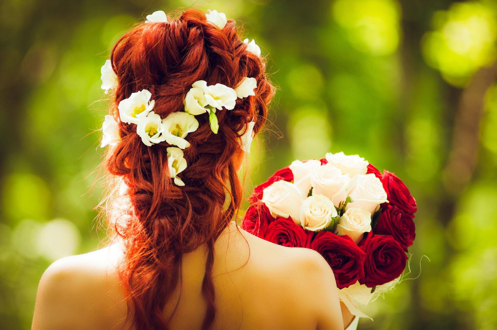 Peluquera de bodas a domicilio en Madrid