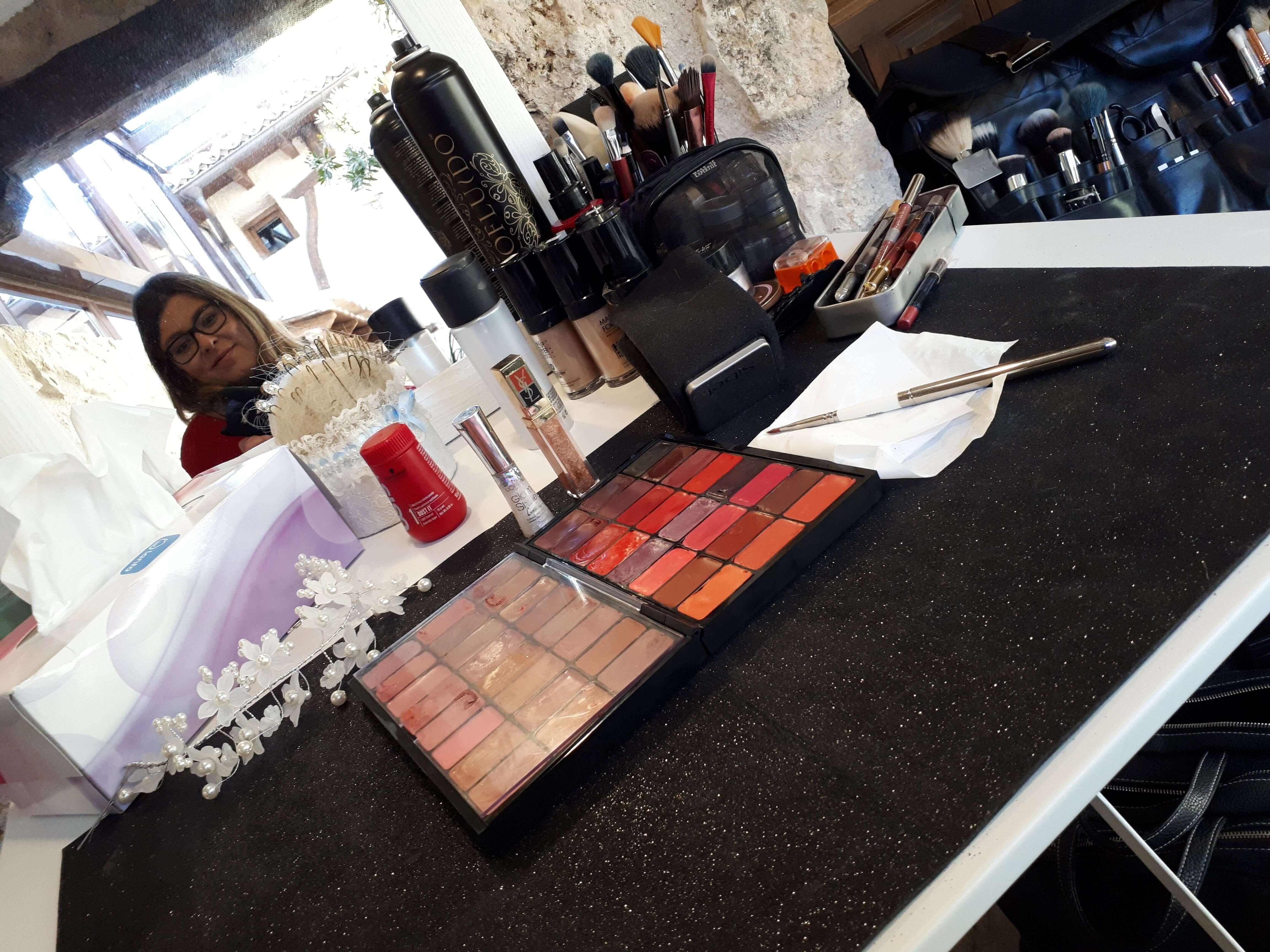 maquillaje novias domicilio