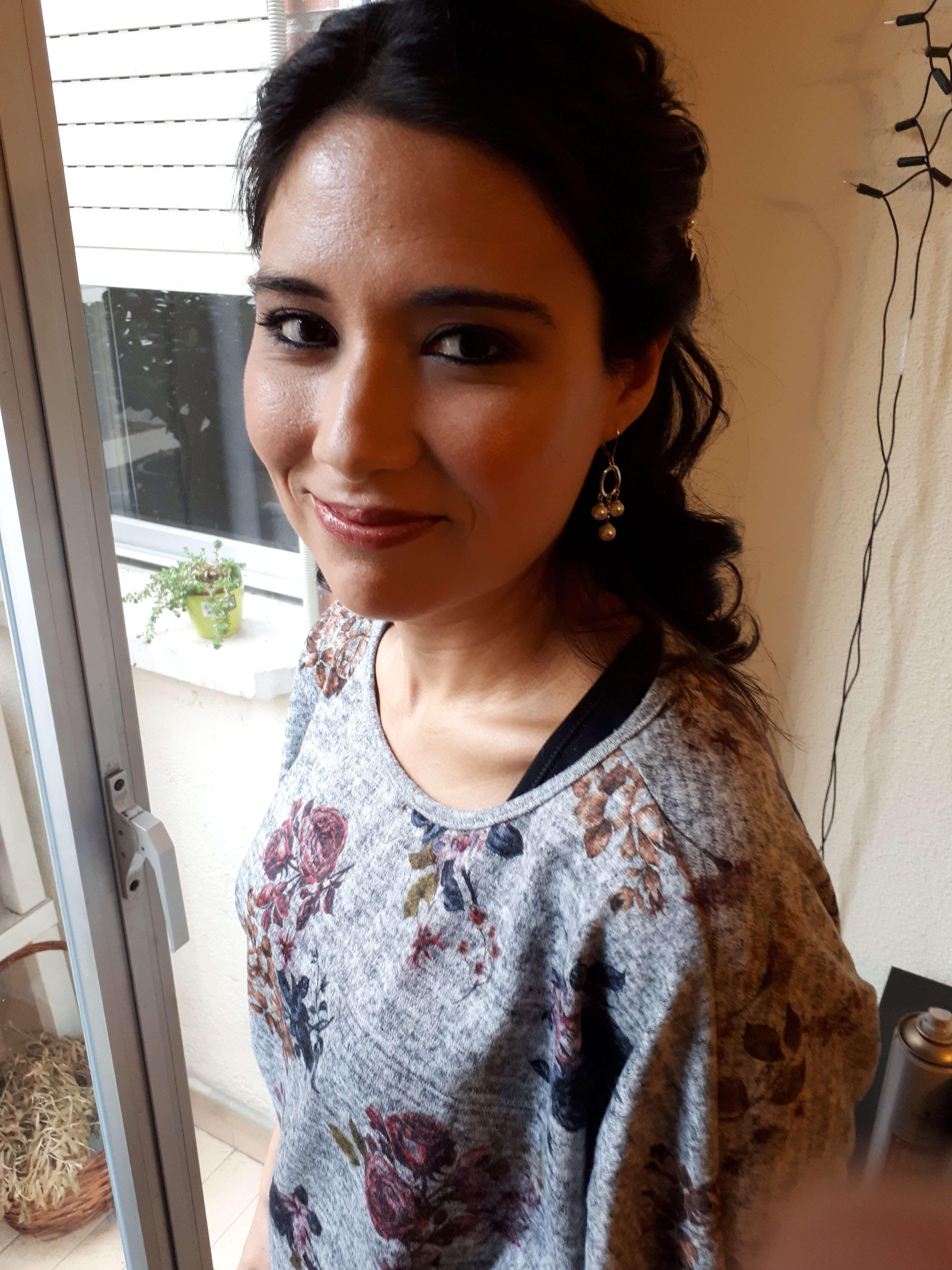 prueba-maquillaje-peinado-novia-media-melena-3
